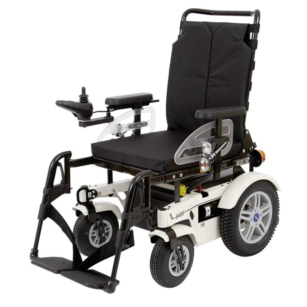 Sähköpyörätuoli